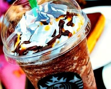 Starbucks Secret Menu: Turtle Frappuccino