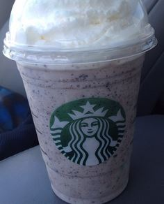 peppermint chocolate chip frappuccino