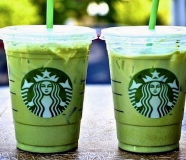 Starbucks Skinny Mint Frappuccino Starbucks Secret Menu