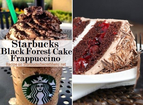 Black Forest Cake Secret Recipe