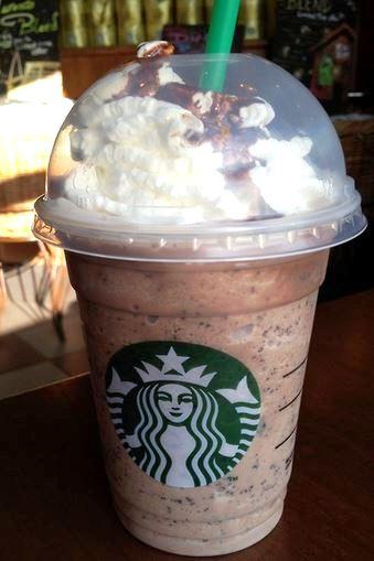 coffee crisp frappuccino