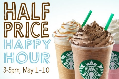 Happy Hour Starbucks Prices Starbucks Happy Hour