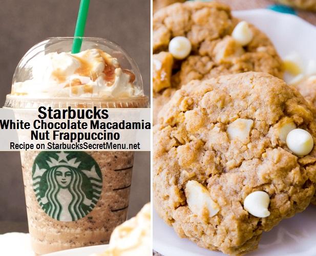 Starbucks coffee cookie recipe