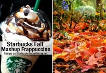 Starbucks-secret Fall-Mashup-Frappuccino