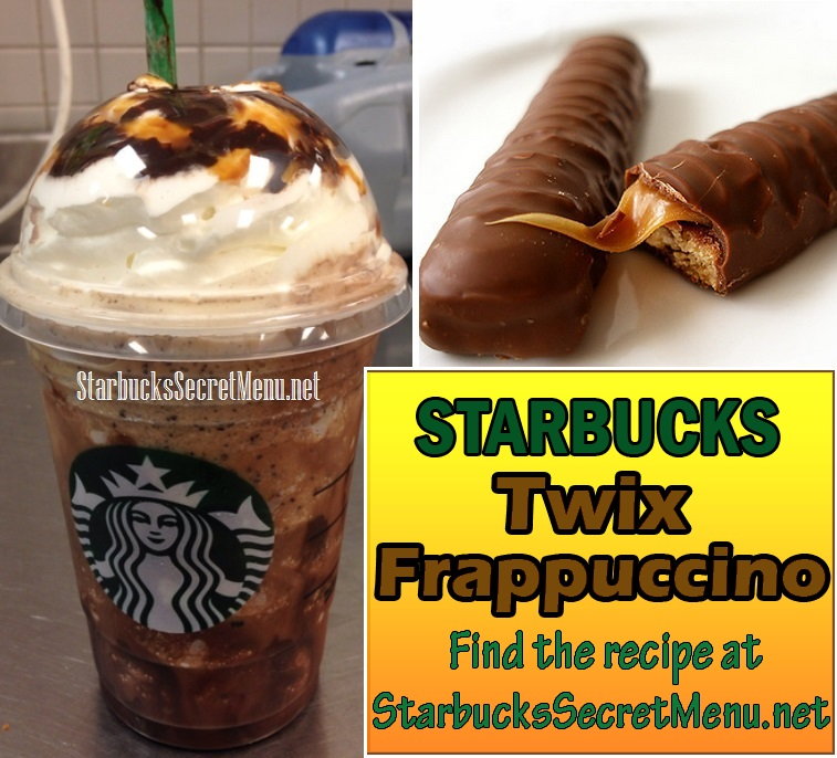 Secret menu starbucks recipes