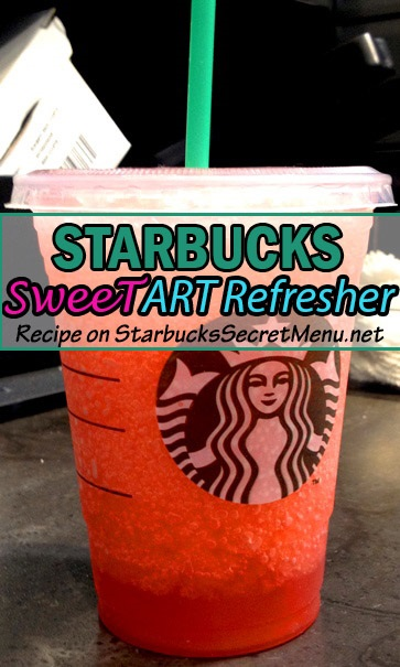 sweetart refresher