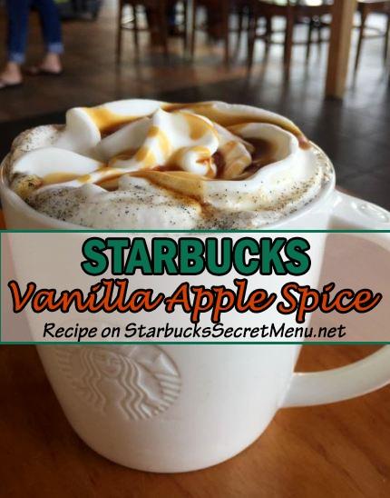 vanilla apple spice
