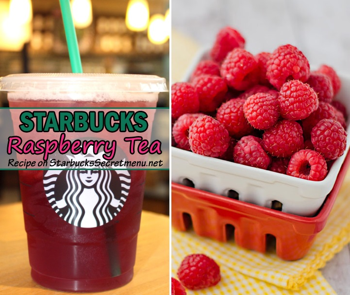 how to order tea at starbucks