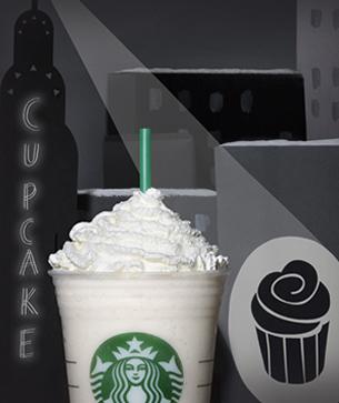cupcake frappuccino fan flavor