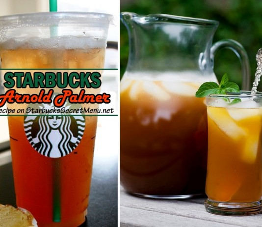 Peach Ring Iced Tea Starbucks Calories