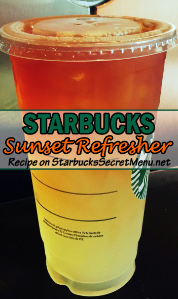Sunset Refresher