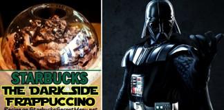 starbucks the dark side frappuccino