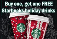starbucks-holiday-drinks-bogo-2016