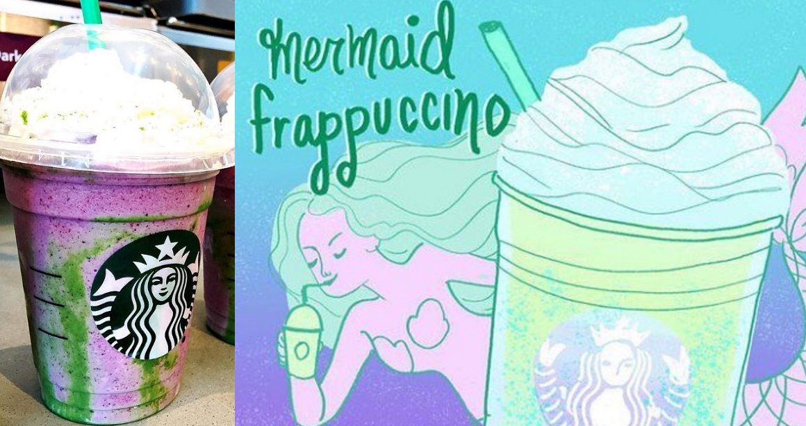 how to order dragon frappuccino