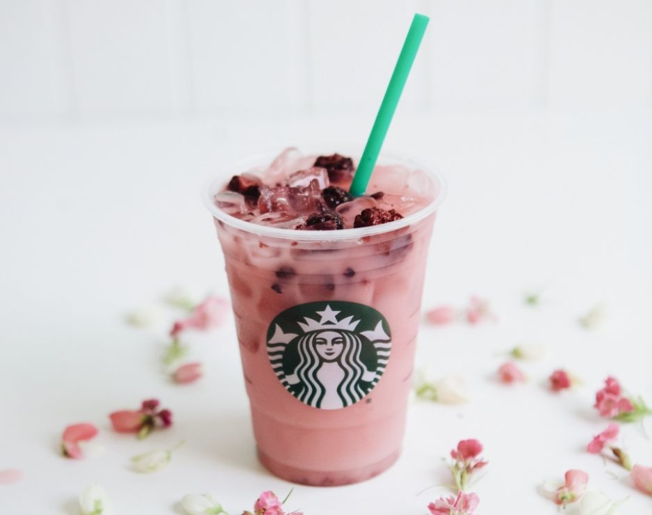 Starbucks Violet Drink Cups Of Kindness Starbucks Secret Menu