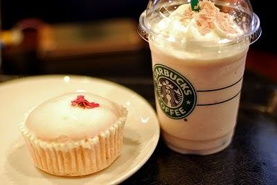 Starbucks Birthday Cake Batter Frappuccino