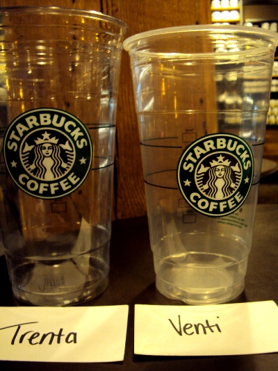 trenta How Much Is A Grande Iced Coffee At Starbucks