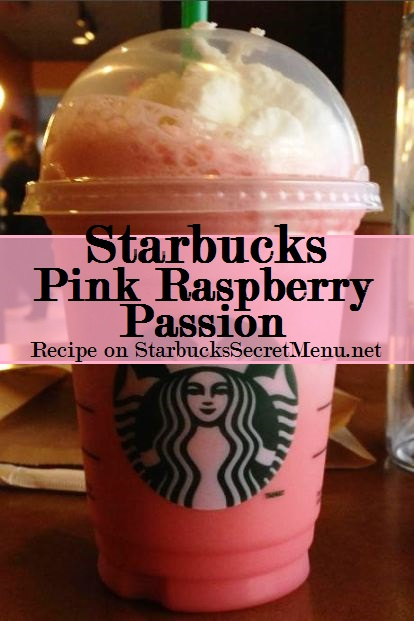 pink raspberry passion