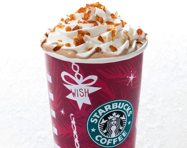 butterscotch latte