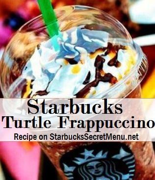 turtle frappuccino