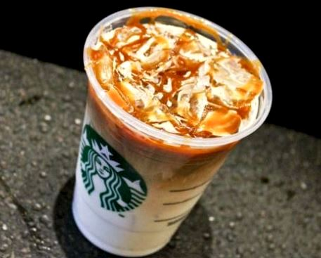 Starbucks Caramel Macchiato Frappuccino Starbucks Secret Menu