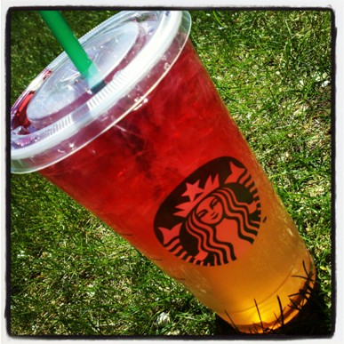 Starbucks Citrus Berry Passion Refresher Starbucks Secret Menu