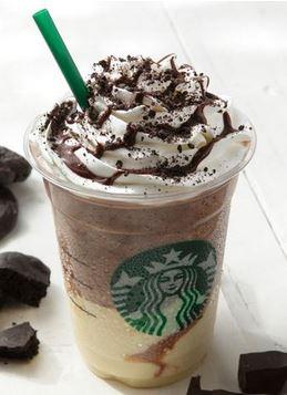 the bomb frappuccino