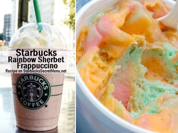 Orange Cream Drink At Starbucks