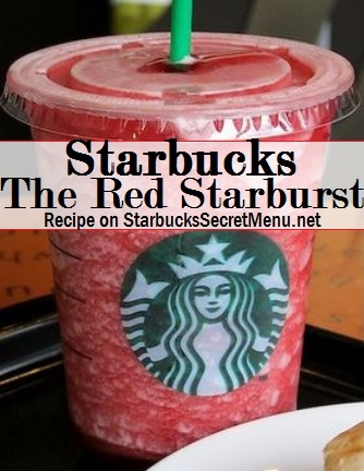 the red starburst