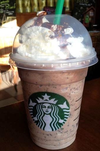 Starbucks Coffee Crisp Frappuccino Starbucks Secret Menu