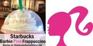 Barbie Pink Frappuccino