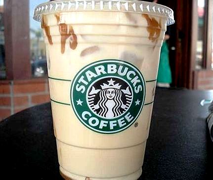 Starbucks Caramel Snickerdoodle Macchiato Starbucks