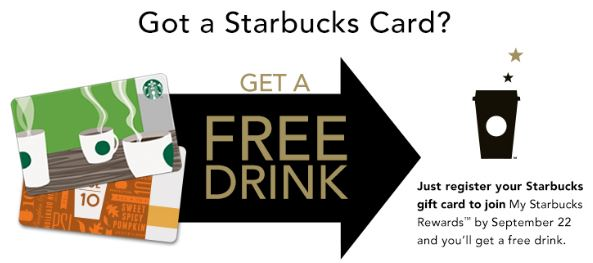 Starbucks Stars Per Drink