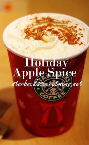 holiday apple spice