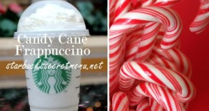 candy cane frappuccino