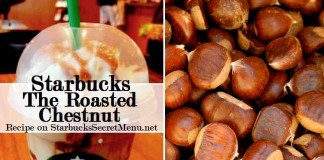 starbucks the roasted chestnut