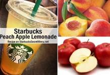 starbucks-secret-peach-apple-lemonade