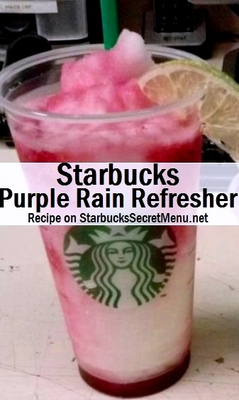 purple rain refresher
