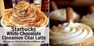starbucks secret-white-chocolate-cinnamon-chai-latte