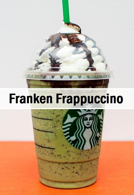 franken frappuccino
