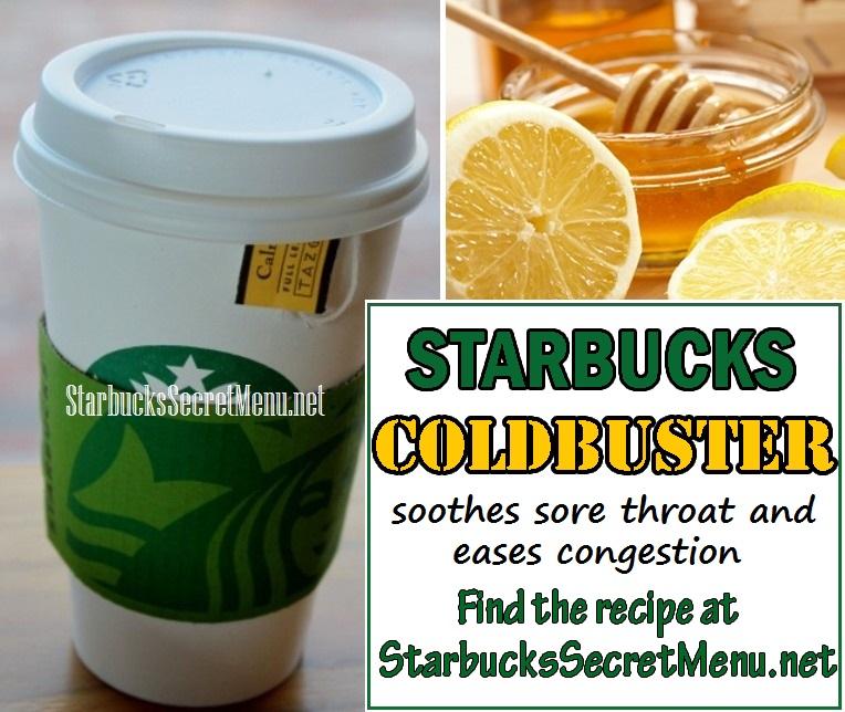 Drink From Starbucks When Sick