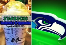 starbucks superbowl frappuccino