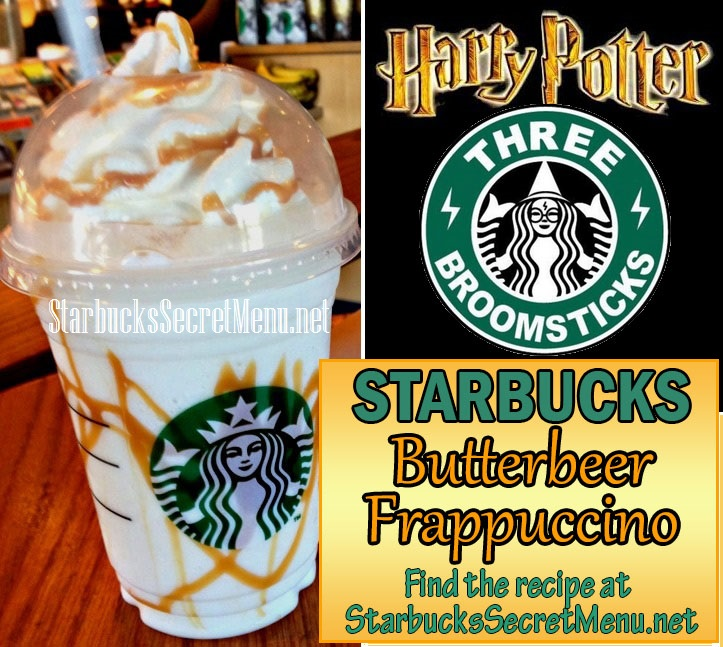 Starbucks butter beer recipe