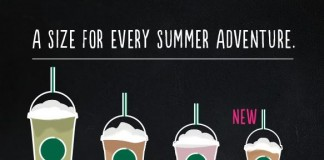 starbucks mini for summer