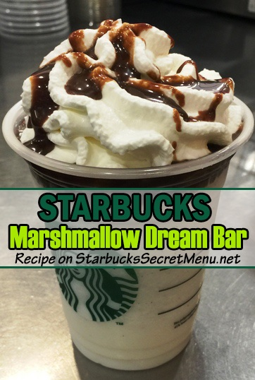 Marshmallow Dream Bar Frappuccino