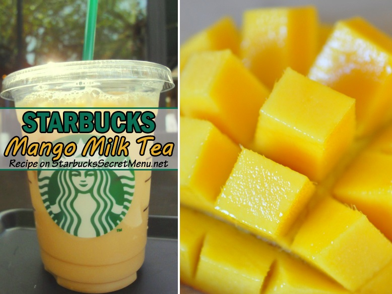 Honey Tapioca Mango Milk | oh my omiyage