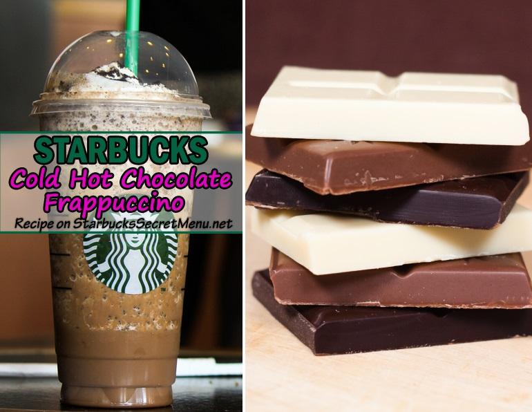 Hot Chocolate | Starbucks Secret Menu