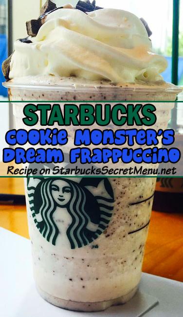 cookie monsters dream