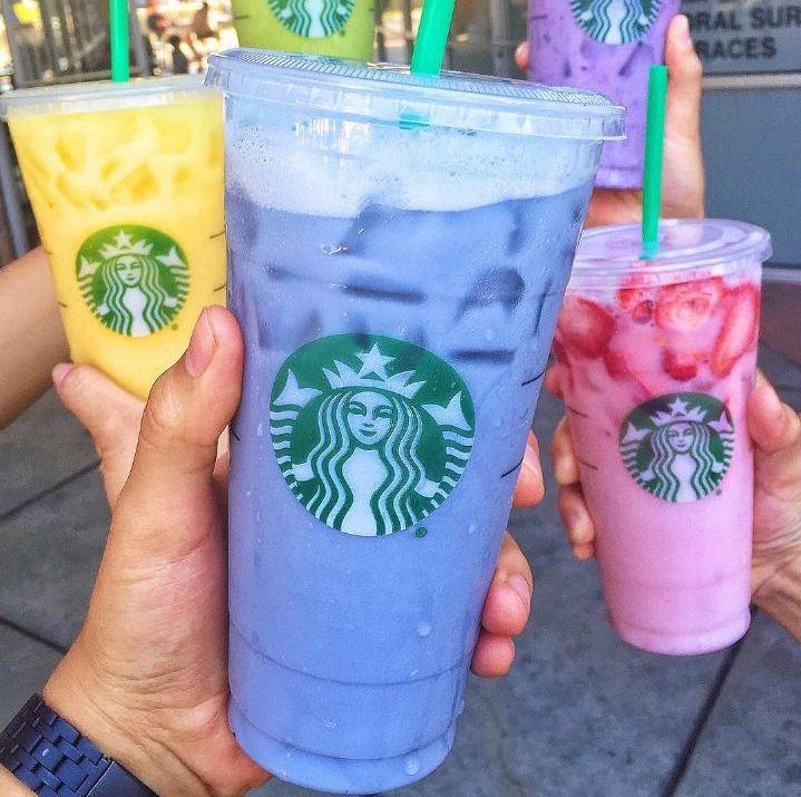 Starbucks Blue Drink | Starbucks Secret Menu