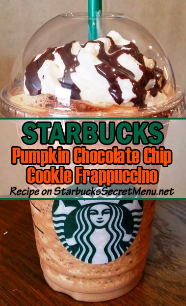 pumpkin-chocolate-chip-cookie-frappuccino